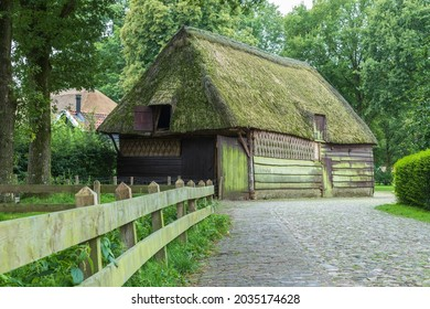 The old barns of Orvelte