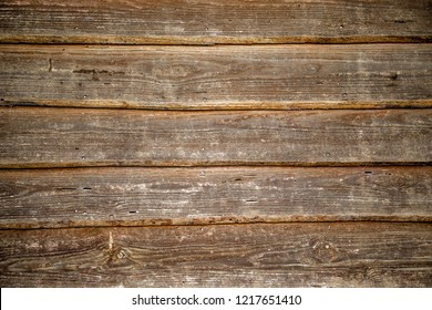 Old Barnwood on the side of a chicken coop