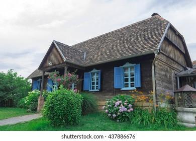 Old beautiful rustic house in Croatia
