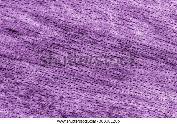 Old Beech Wood, Bleached and Stained Purple, Grunge Texture Sample.