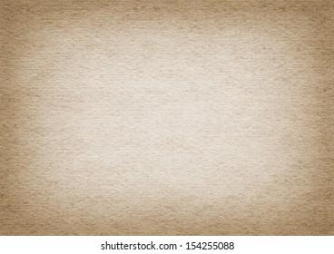 Old beige paper background