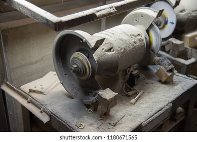 Superb Bench Grinder Images Stock Photos Vectors Shutterstock Alphanode Cool Chair Designs And Ideas Alphanodeonline