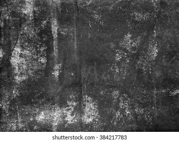 Old black background.grunge wall for white text. Texture