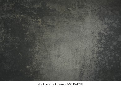 Old black and gray background. Grunge texture. Dark wallpaper