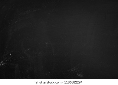 Old blank dirty blackboard .Empty Chalkboard Background with writing space