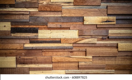old blank wood texture background vintage retro style
