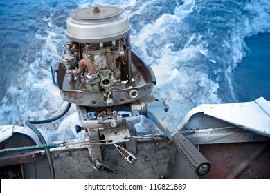 Outboard Engine Images, Stock Photos & Vectors | Shutterstock