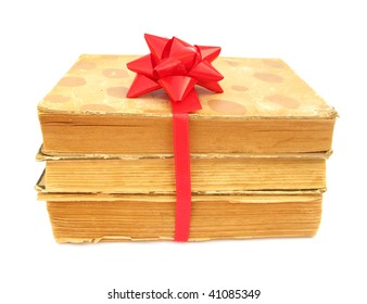 old books for gift