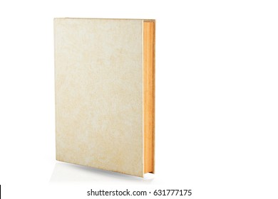 Old books on a white background.