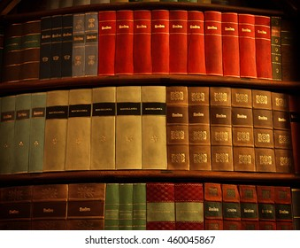 Old Books in Strahov Library