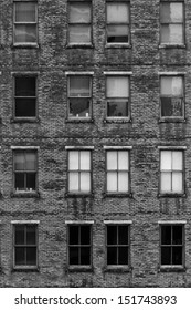 Old Brick Building - A little like Physical Graffiti!
