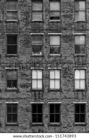Old Brick Building A