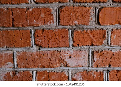 old brick covering. texture for design
