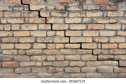 Foundation Cracks Images, Stock Photos & Vectors | Shutterstock