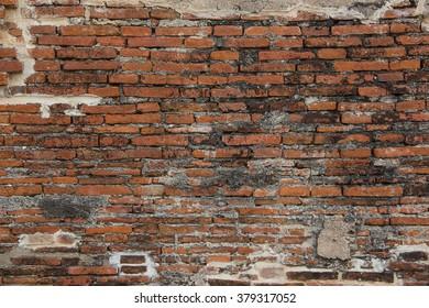 Old Brick Texture , Temple , Building