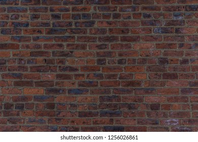 Old brick wall background. Brick texture