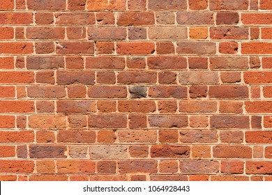 Old Brick Wall Pattern Background