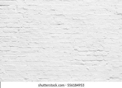 Old Brick Wall with Small Bricks Textured Background in London, England