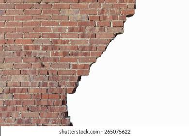 Broken Wall Images Stock Photos Amp Vectors Shutterstock