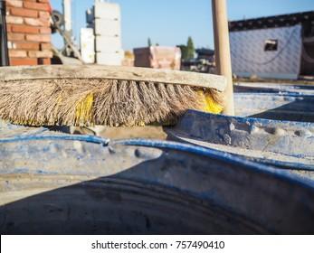 Broken Broom Images Stock Photos Amp Vectors Shutterstock