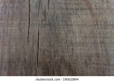 old broken wooden background.