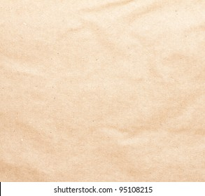the old brown paper background texture
