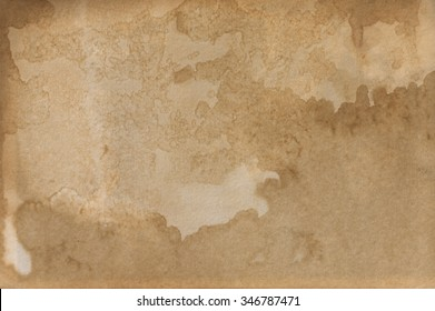 Old brown paper background. Vintage paper