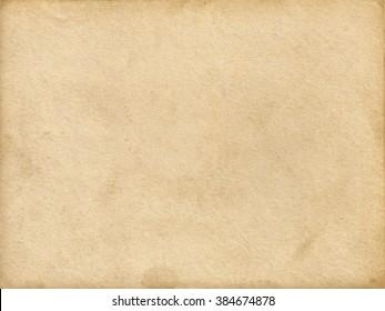Old brown paper background. Vintage paper texture