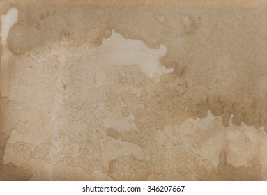 Old brown paper. Grunge background