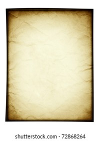 Old Brown Paper (Retro Effect on Pictures)