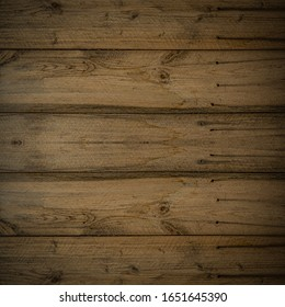 old brown rustic dark grunge wooden texture - wood background square