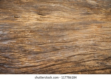Old brown wood. Structure. Background. Texture.