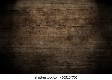 Old brown wood. Wooden texture. Grunge background