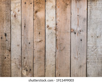 Old Brown Wooden Background. Vintage Wood texture. Copy space