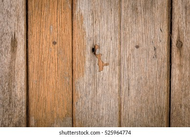 Old brown wooden boards, background