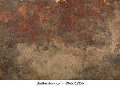 Arrière-plan vieille texture marron usé en cuir