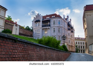 Old building in Brno