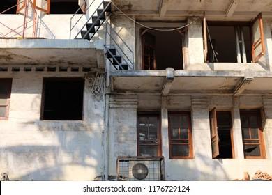 old building kota tua jakarta