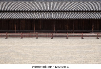 old building in kyoto japan