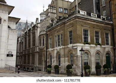 Old Building in London