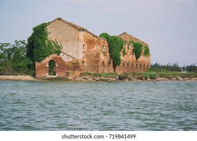 Old building in Venezia