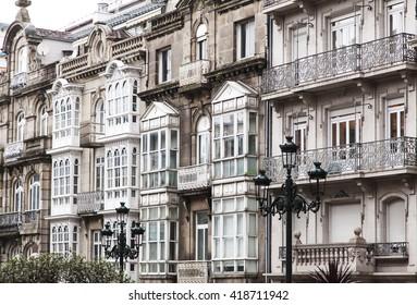 Old Building in Vigo