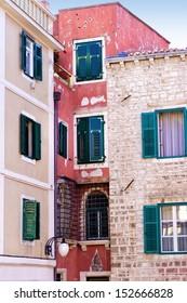 Old Buildings In Croatia City