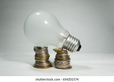 Old bulb world currencies, energy and economy