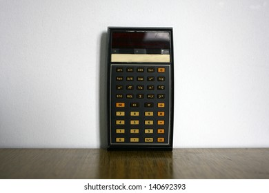 old calculator to calculate in the table