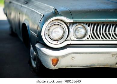 old car classic