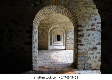 Old Caravanserai, Caravan Camping place in Sheki, Azerbaijan
