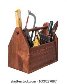 Carpenter Toolbox Images Stock Photos Vectors Shutterstock