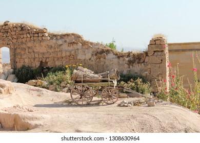 An Old Cart in Rural Turkey