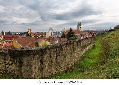 Old castle, Eger, Hungary
